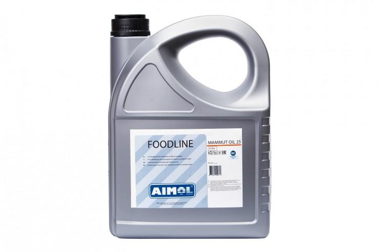 AIMOL Foodline Mammut Oil 25 - 5 л
