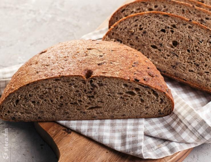Хлеба на зерновых заквасках