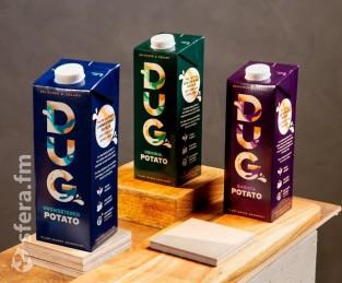 Первое в мире картофельное молоко появилось в продаже