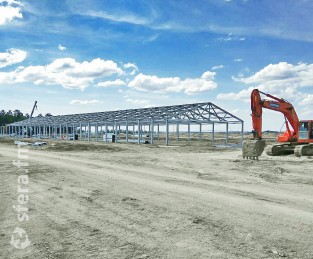 Крупная птицефабрика Казахстана расширяет производство