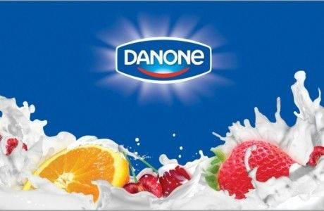 Продажи французского Danone за I квартал 2014 г. упали на 5,2%
