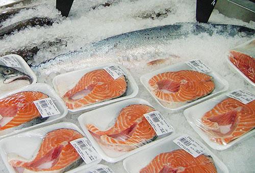 Полуфабрикаты из рыбы